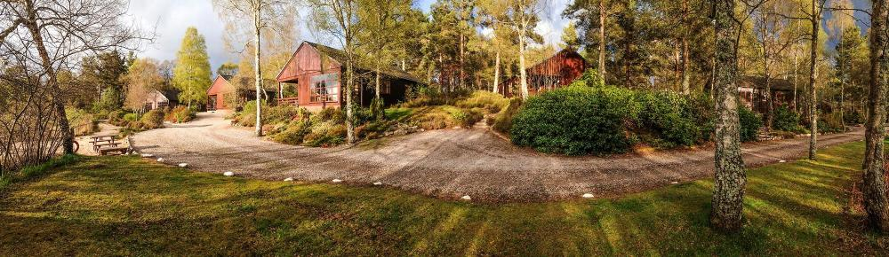 Self-catering lodges spring